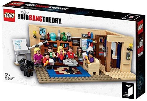 レゴ アイデア ビッグバン・セオリー 21302
