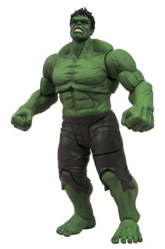 Diamond Select Toys Marvel Select: Avengers Movie Hulk Action Figure by Diamond Select