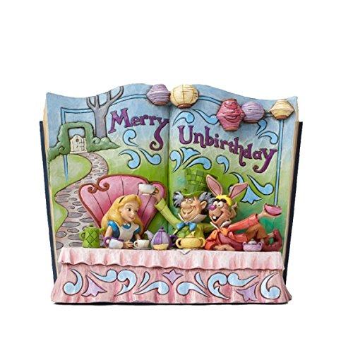 Enesco(エネスコ) Disney Traditions Alice in Wonderland Storybook 4049642