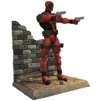 Diamond Select Toys Marvel Select: Deadpool Action Figure おもちゃ