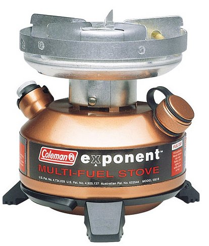 Coleman(コールマン) exponent MULTI-FUEL STOVE 灯油 ガソリン ストーブ 550B725