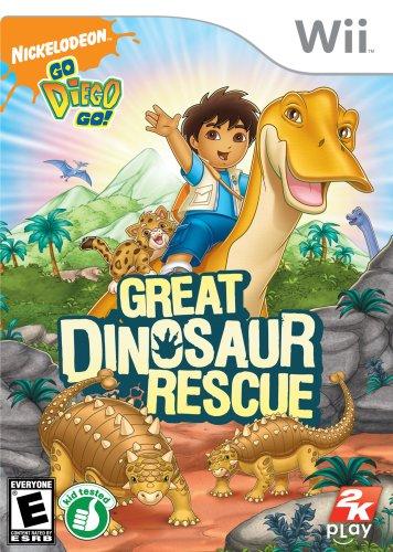 Go Diego Go Great Dinosaur Rescue