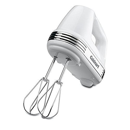 Cuisinart HDM-100WSA 5 Speed Hand Mixer Power Advantage by CUISINART