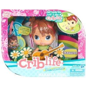 Baby Alive (ベビーアライブ) Crib Life Fashion Play Doll - Makayla Song ドール 人形 フィギュア
