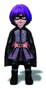 Mezco Toys Living Dead Dolls: Kick-Ass: Hit-Girl Doll フィギュア おもちゃ 人形