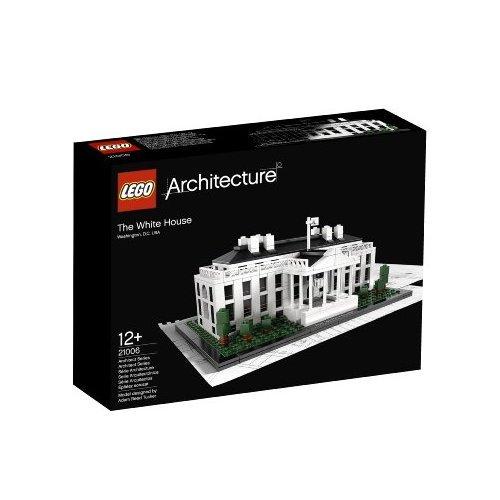 レゴ アーキテクチャー ホワイトハウス 21006/LEGO Architecture The White House