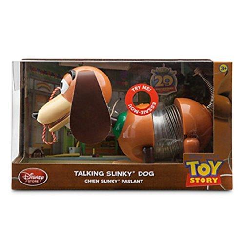 ディズニー おもちゃ ホビー Disney - Slinky Dog Talking Figure フィギュア - New in Box