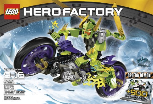 LegoLEGO Hero Factory 6231 スピードデーモン