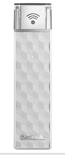 SanDisk Connect 200Gb USB 2.0 Type A サンディスクワイヤレスフラッシュドライブ ホワイト