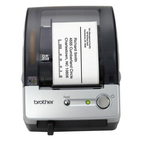 Brother ブラザー工業 P-Touch QL-500 Manual-Cut PC ラベルプリンター