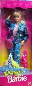 Disney (ディズニー)Fun Barbie(バービー) European Box ドール 人形 フィギュア