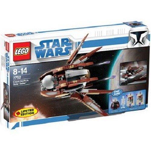 LEGO 7752 Count Dooku's Solar Sailor(レゴ ドゥークー伯爵のソーラー・セーラー)