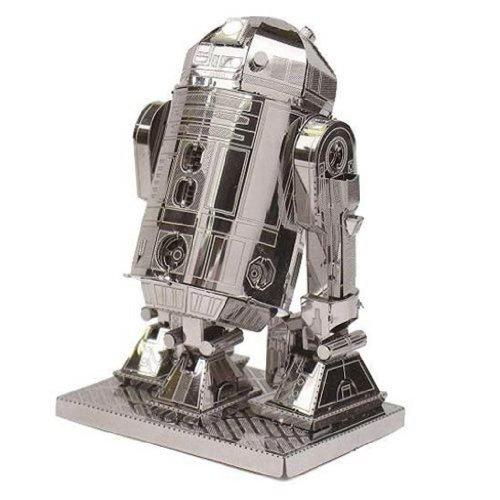 おもちゃ Star Wars スターウォーズ Millennium Falcon & R2-D2 アールツーディーツー Metal Earth 3D Me