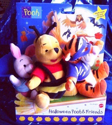 おもちゃ ホビー Halloween ハロウィーン Pooh & Friends フレンズ (Winnie the Pooh Tigger & Piglet ピ
