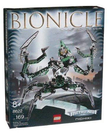 Lego (レゴ) Bionicle 8622 Nidhiki ブロック おもちゃ