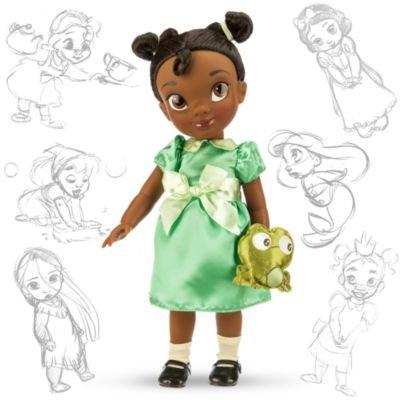 ディズニー(Disney)US公式商品 プリンセスと魔法のキス ティアナ プリンセス 人形 ドール フィギュア お