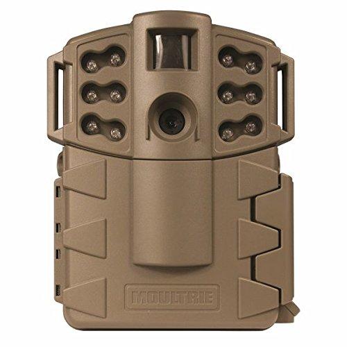 Moultrie(モルトリー) A-5 Gen 2 5.0 MP トレイルカメラ 防犯・動物観察等 【日本語簡易取説付】