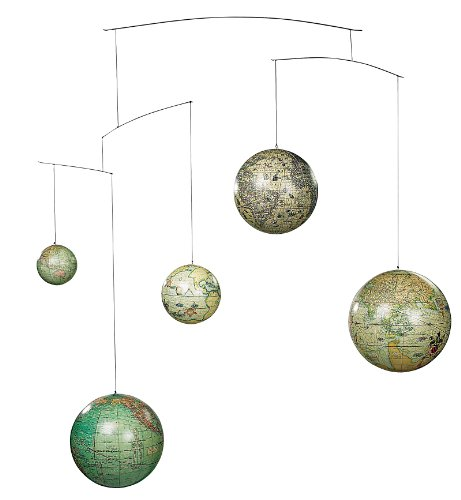 Authentic Models Globe 地球儀 Mobile