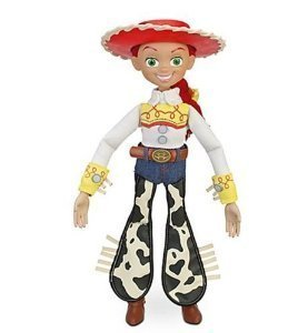 Toy Story PULL STRING JESSIE 16
