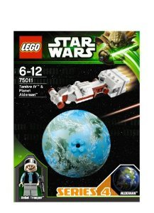 Lego (レゴ) Star Wars (スターウォーズ) Tantive Iv & Alderaan 75011 ブロック おもちゃ