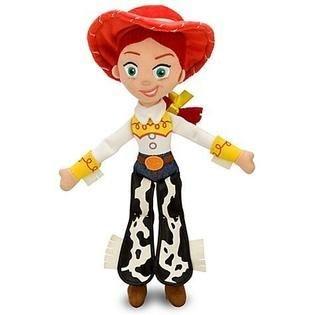 ディズニー(Disney) トイストーリー ジェシー プラッシュ ぬいぐるみ 人形 ドール フィギュア おもちゃ