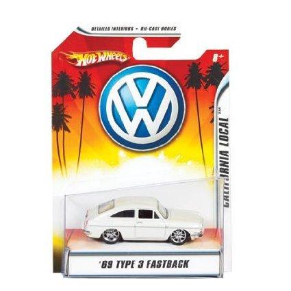 Hot Wheels (ホットウィール) '52 Beetle (ビートル) California Local 1:50 スケール ダイキャスト Coll