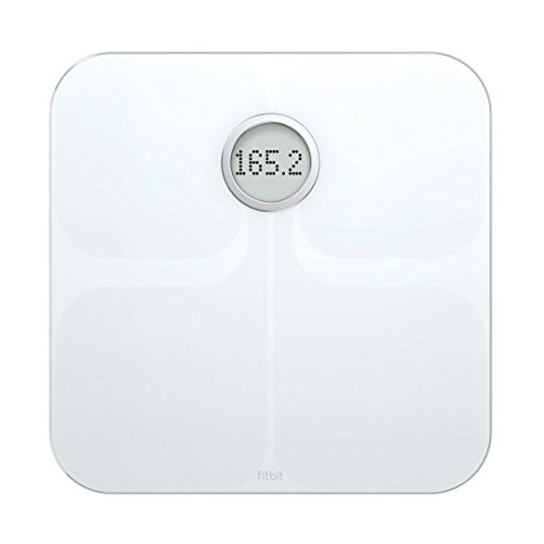 Fitbit(フィットビット) Aria Wi-Fi Smart Scale 多機能体重計 White