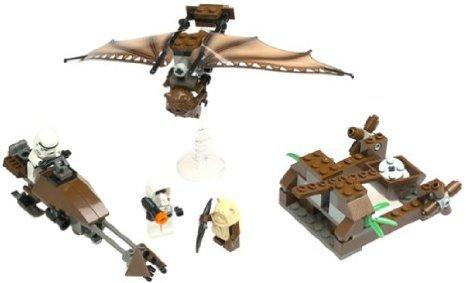 LEGO (レゴ) Star Wars (スターウォーズ) : Ewok Attack (7139) ブロック おもちゃ