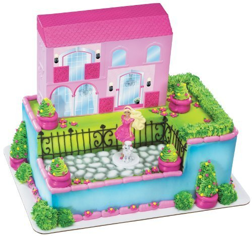 DecoPac Barbie Dream House Party Deco Set by Decopac