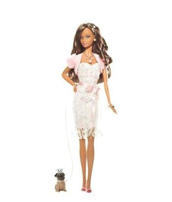 Barbie(バービー) Birthstone Beauties African-American Miss Opal - October L7582 ドール 人形 フィギ