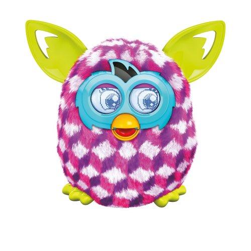 ファービーブーム ピンクキューブ 2013年英語バージョン ファービーブーム日本未発売