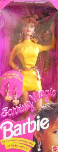 ホビー Barbie バービー Earring Magic MIDGE doll ドール 人形 w Mix 'n Match Earring Looks! (1992)