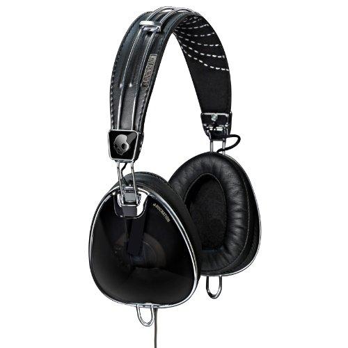 Skullcandy ヘッドホン/Roc Nation AVIATOR with Mic3 Black