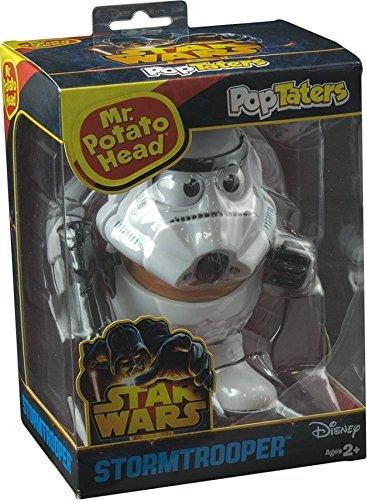 スターウォーズ Star Wars Imperial Stormtrooper Mr. Potato Head: Interchangeable Parts