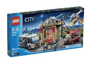 LEGO (レゴ) City Police Museum Break-in 60008 ブロック おもちゃ