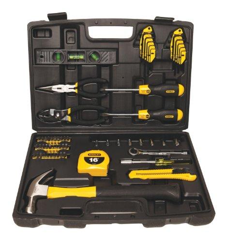 スタンレー 65種類のホームツール 工具セット