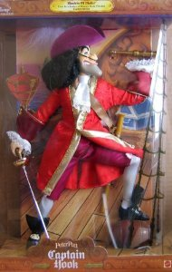 Peter Pan (ピーターパン) CAPTAIN HOOK Disney (ディズニー)Collector Doll 限定品 (限定品) Masters Of