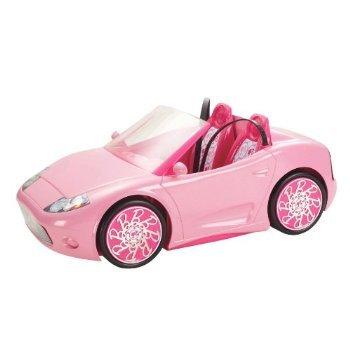 Barbie Glam Convertible おもちゃ