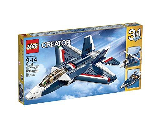 (レゴ) LEGO Creator Blue Power Jet 31039 SOLMIDO