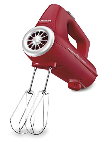 Cuisinart CHM-3R 3-Speed, Electronic Hand Mixer CHM-3R Hand 3-Speed, Red, JAしみずアンテナショップきらり:8f60d5e6 --- officewill.xsrv.jp