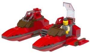 LEGO (レゴ) Star Wars (スターウォーズ) Twin-Pod Cloud Car (7119) ブロック おもちゃ