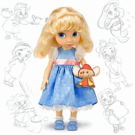 Disney(ディズニー) Disney Animators' Collection Cinderella Doll - 16'' シンデレラの人形(40.6cm)