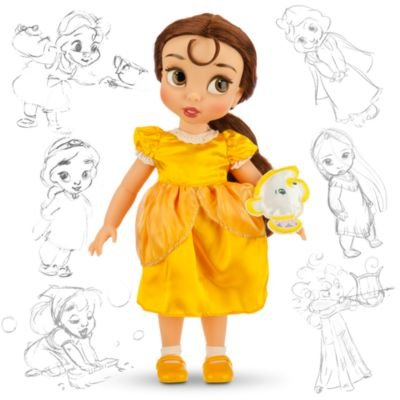 ディズニー(Disney)US公式商品 美女と野獣 ベル プリンセス 人形 ドール フィギュア おもちゃ アニメータ
