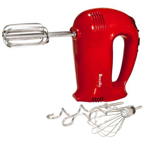 BHM500RXL ハンディミックス デジタル ハンドミキサー Breville社 Red