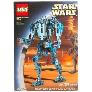 レゴ スターウォーズ スーパーバトルドロイド 8012