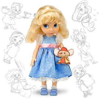 Disney ディズニー Princess Animators Collection 16 Inch Doll Figure Cinderella シンデレラ ドール