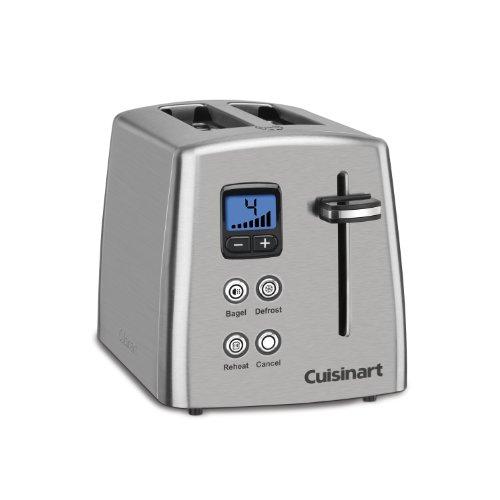 Cuisinart クイジナート社 CPT-415 Countdown 2-Slice Stainless Steel Toaster トースター