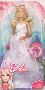 Wedding Day Barbie(バービー) Bride Doll with Ring for you! ドール 人形 フィギュア
