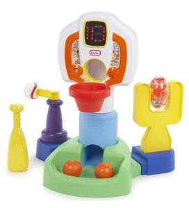 Little Tikes Discover Sounds Sports Center おもちゃ