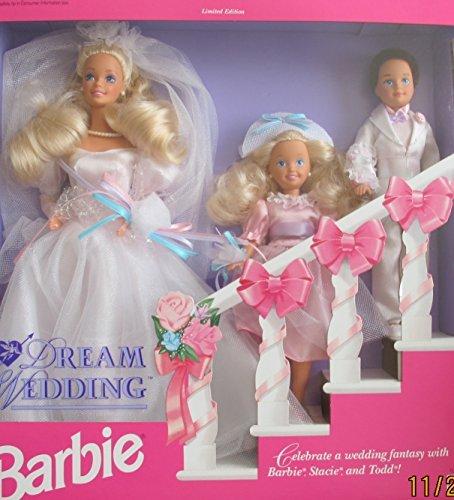 想像を超えての ホビー DREAM EDITION WEDDING BARBIE バービー doll BARBIE ドール STACIE 人形 Gift Set LIMITED EDITION w BARBIE STACIE & T, オイダ額椽:467eeeb7 --- clftranspo.dominiotemporario.com